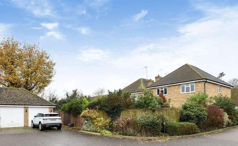 4 Bedrooms Detached House for sale in Oaklea Gardens, 318 Ware Road