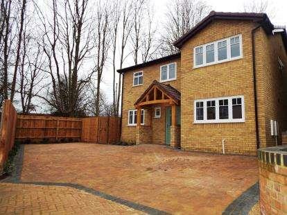 4 Bedrooms Detached House for sale in Blenheim Way, Stevenage, Hertfordshire, England