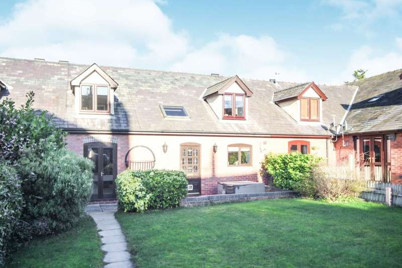 3 Bedrooms Terraced House for sale in Holywell Lane, Clutton, Chester, CH3