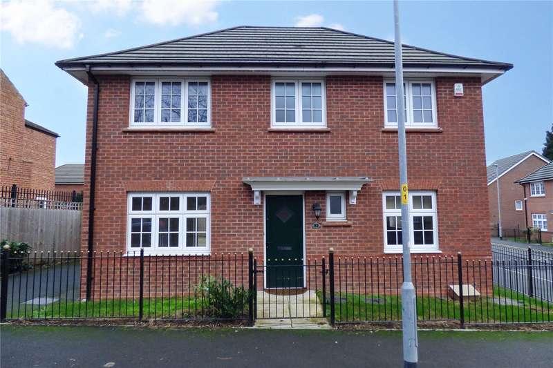 3 Bedrooms Detached House for sale in Railton Terrace, Moston, Manchester, M9