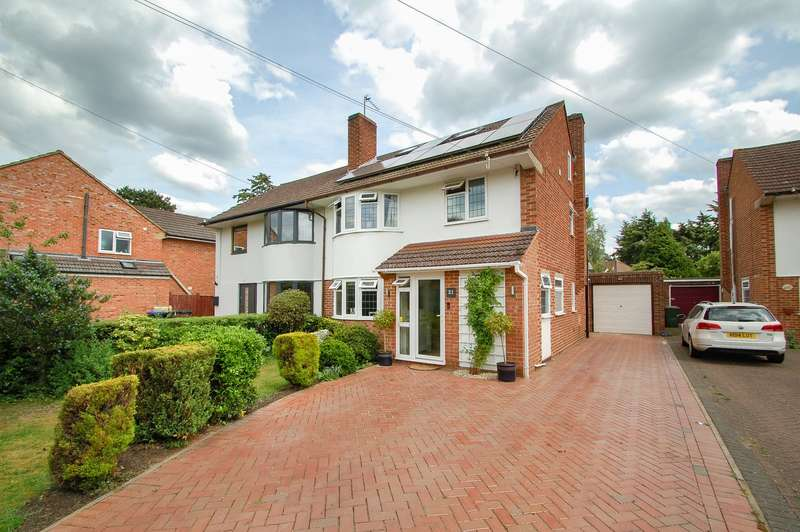 4 Bedrooms Semi Detached House for sale in Vine Road, Stoke Poges, Stoke Poges, SL2
