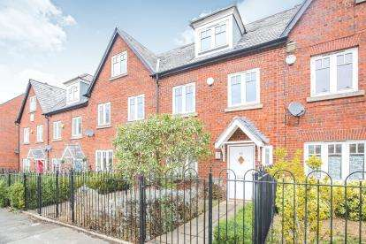 4 Bedrooms Terraced House for sale in Buxton Road, Macclesfield, Cheshire