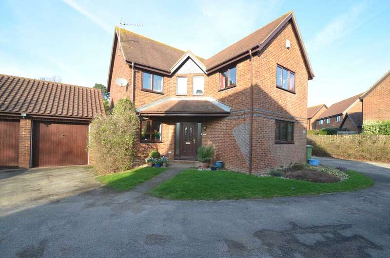 4 Bedrooms Detached House for sale in Willen