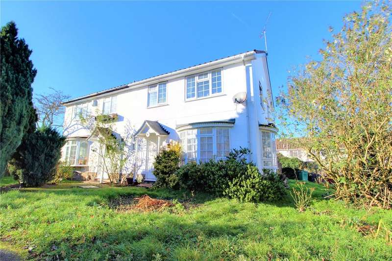 3 Bedrooms Semi Detached House for sale in Longridge Close, Reading, Berkshire, RG30