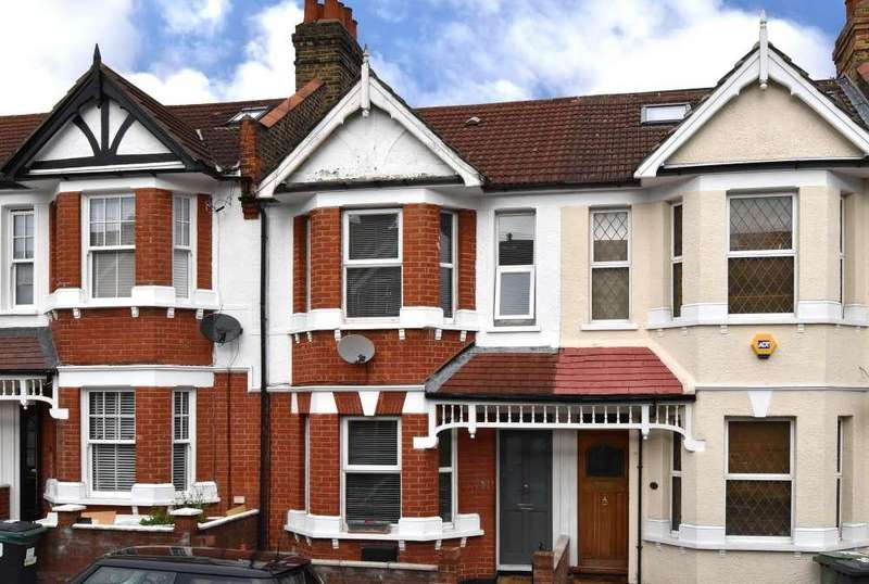 3 Bedrooms Terraced House for sale in Datchet Road