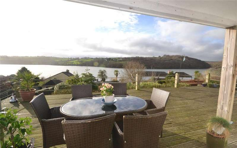 3 Bedrooms Detached Bungalow for sale in Old Tram Road, Point, Truro, Cornwall
