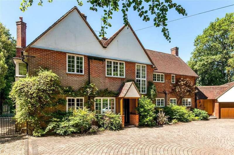 6 Bedrooms Detached House for sale in Chilbolton Avenue, Winchester, Hampshire, SO22