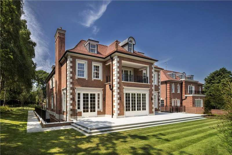 8 Bedrooms Detached House for sale in The Bishops Avenue, London, N2