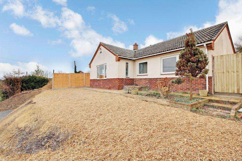 2 Bedrooms Bungalow for sale in Pittsdean Road, Abbotsley