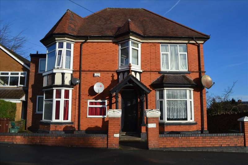 4 Bedrooms Detached House for sale in Goldthorn Hill, Goldthorn Hill, Wolverhampton