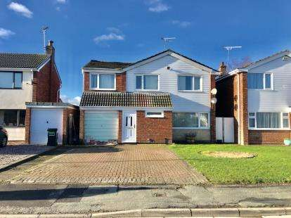 5 Bedrooms Detached House for sale in Sherbourne Avenue, Chester, Cheshire, CH4
