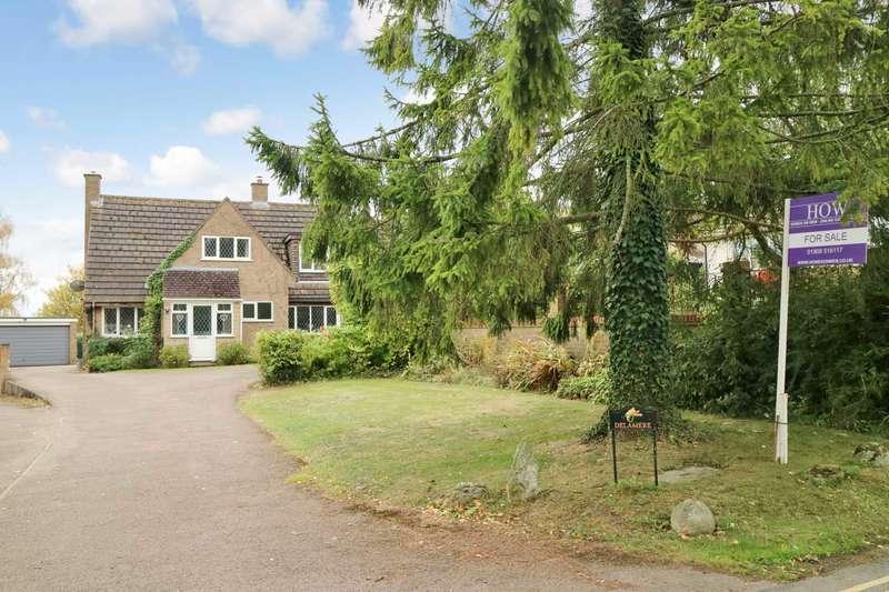 4 Bedrooms Detached House for sale in Bakers Lane, Stoke Bruerne