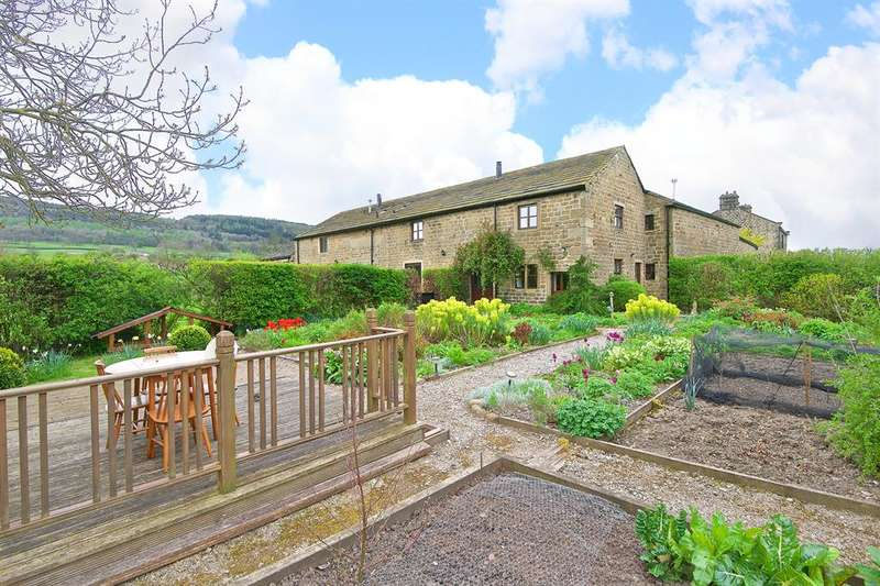 4 Bedrooms Barn Conversion Character Property for sale in Midgley Farm Yard, East Busk Lane, Otley, LS21