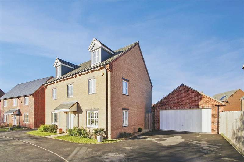 6 Bedrooms Detached House for sale in Chiltern View, Chinnor, OX39