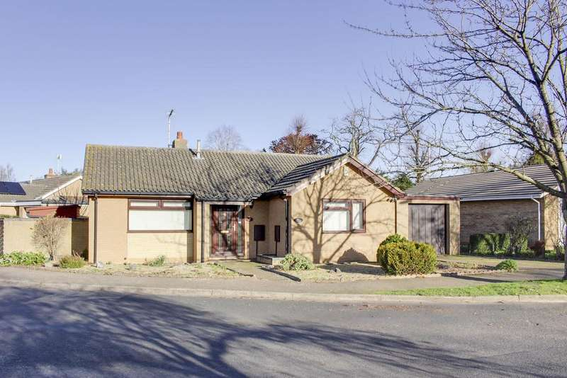 3 Bedrooms Detached Bungalow for sale in Abbey Fields, Ramsey, Huntingdon