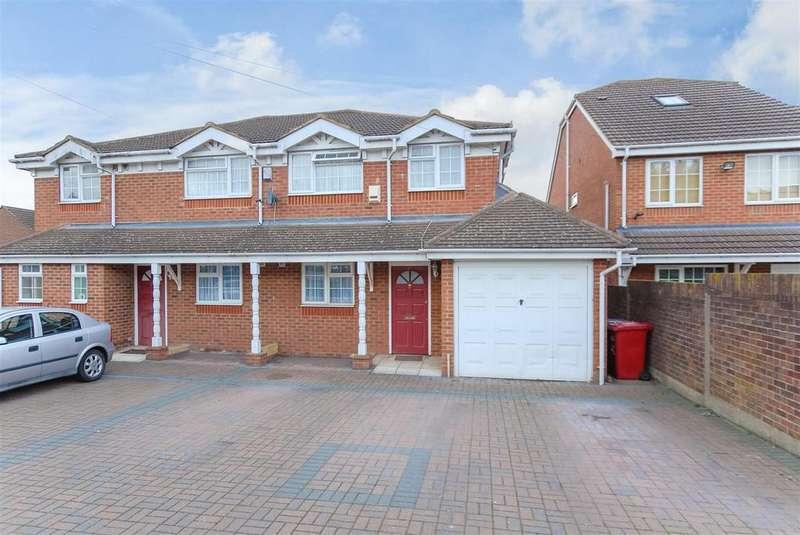 3 Bedrooms Semi Detached House for sale in Cippenham Lane, Cippenham