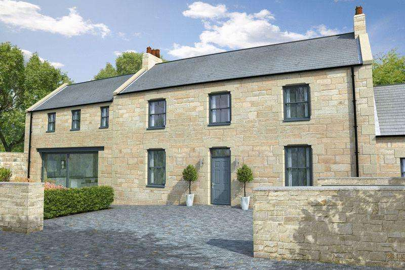 4 Bedrooms House for sale in Front Street, Earsdon, Whitley Bay