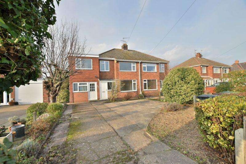 5 Bedrooms Semi Detached House for sale in Hykeham Road, Lincoln