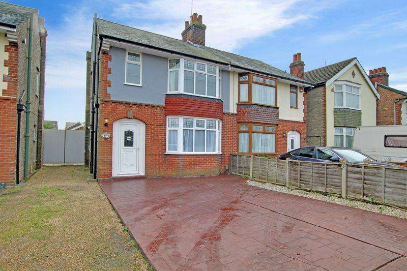 3 Bedrooms Semi Detached House for sale in London Road, Lexden
