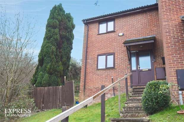 3 Bedrooms End Of Terrace House for sale in Wychwood Gardens, High Wycombe, Buckinghamshire