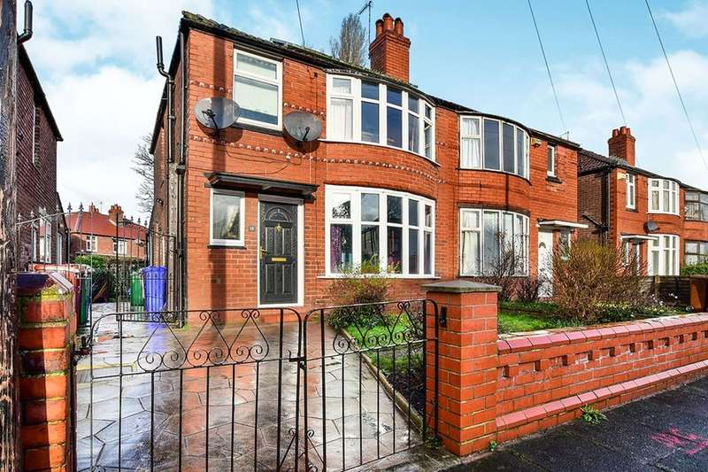 3 Bedrooms Semi Detached House for sale in Stephens Road, Withington, Manchester, M20