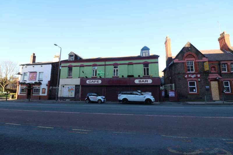 Commercial Property for rent in High Street, Wavertree