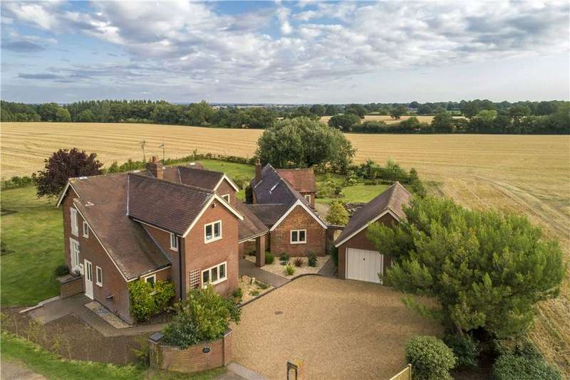 5 Bedrooms Detached House for sale in Church Road, Honiley, Kenilworth, CV8