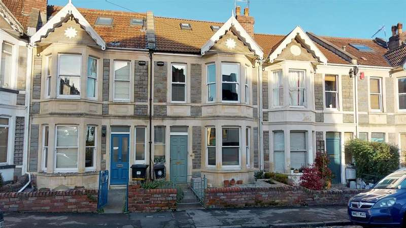 3 Bedrooms Terraced House for sale in Somerset Road, Knowle
