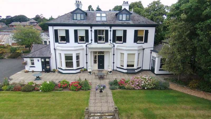 2 Bedrooms Apartment Flat for sale in Mickleover House,Orchard Street, Mickleover, Derby