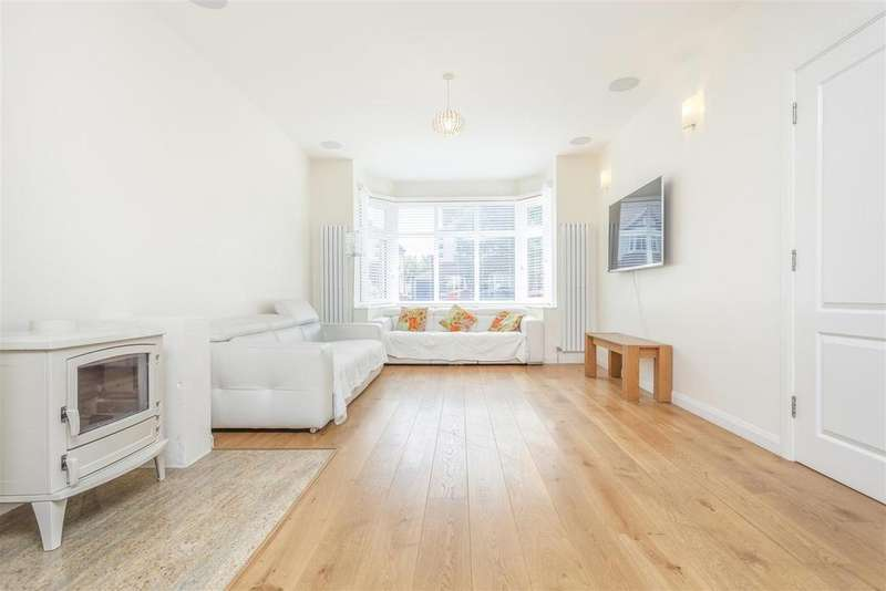 6 Bedrooms Detached House for sale in Welbeck Avenue, Hove