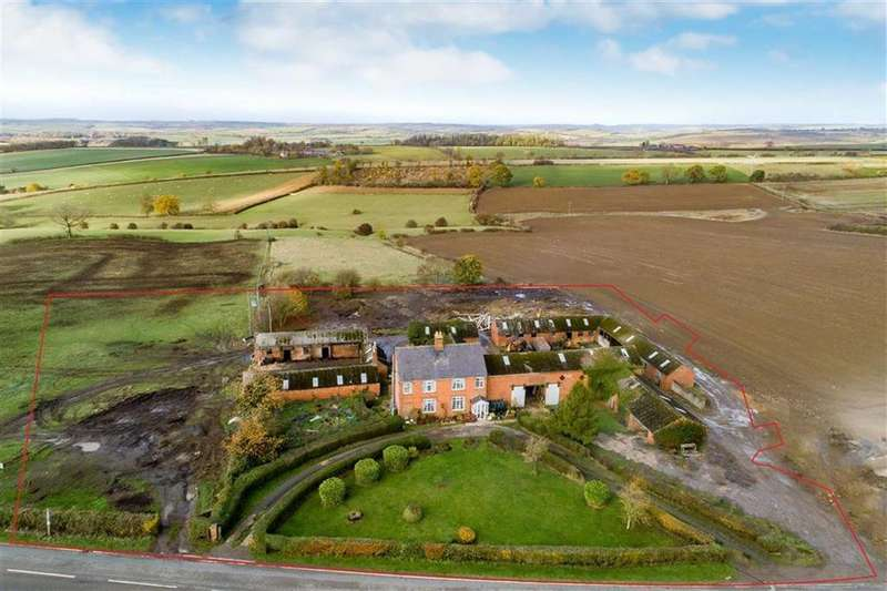 Land Commercial for sale in Stockerston Road, Blaston, Market Harborough