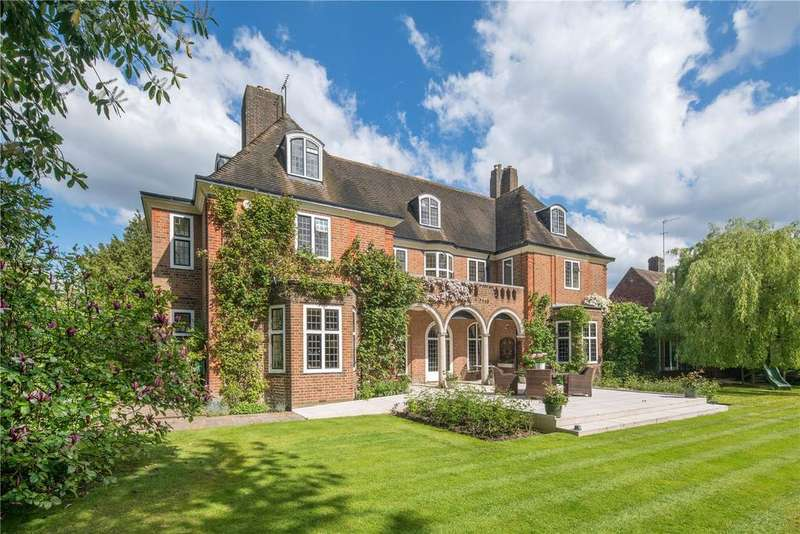 8 Bedrooms Detached House for sale in Constable Close, Hampstead Garden Suburb, London, NW11