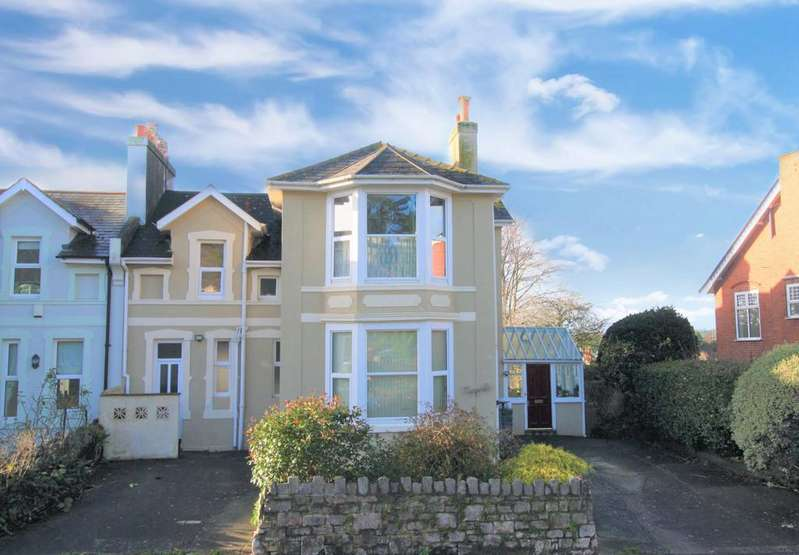 6 Bedrooms Semi Detached House for sale in Shirburn Road, Torquay