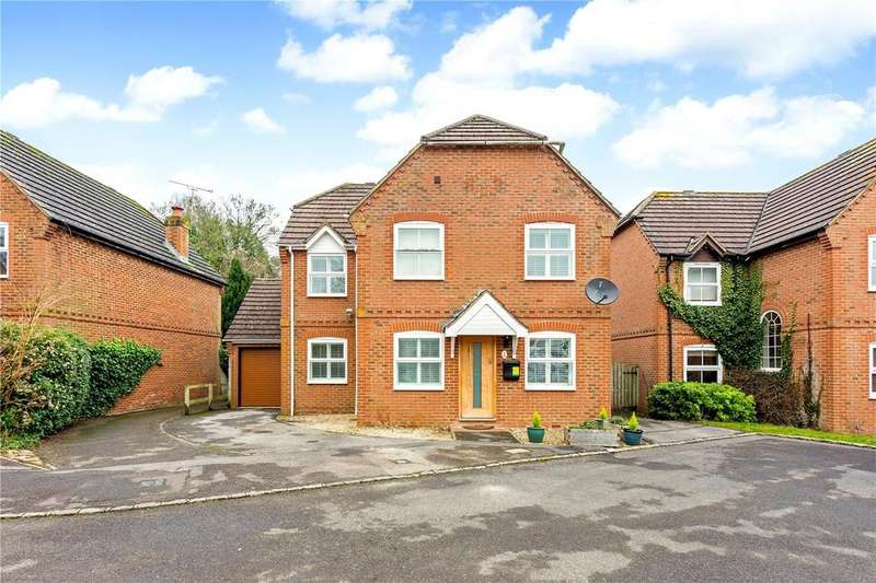 4 Bedrooms Detached House for sale in The Cuttings, Hampstead Norreys, Thatcham, Berkshire, RG18