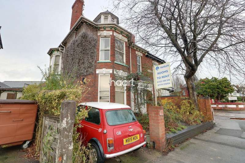 4 Bedrooms End Of Terrace House for sale in Carholme Road, Lincoln
