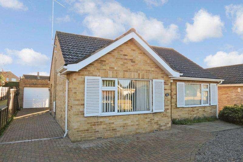 2 Bedrooms Detached Bungalow for sale in Castor / Ailsworth