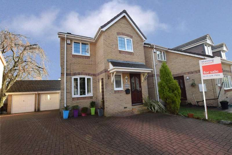 3 Bedrooms Detached House for sale in Maple Fold, New Farnley, Leeds, West Yorkshire