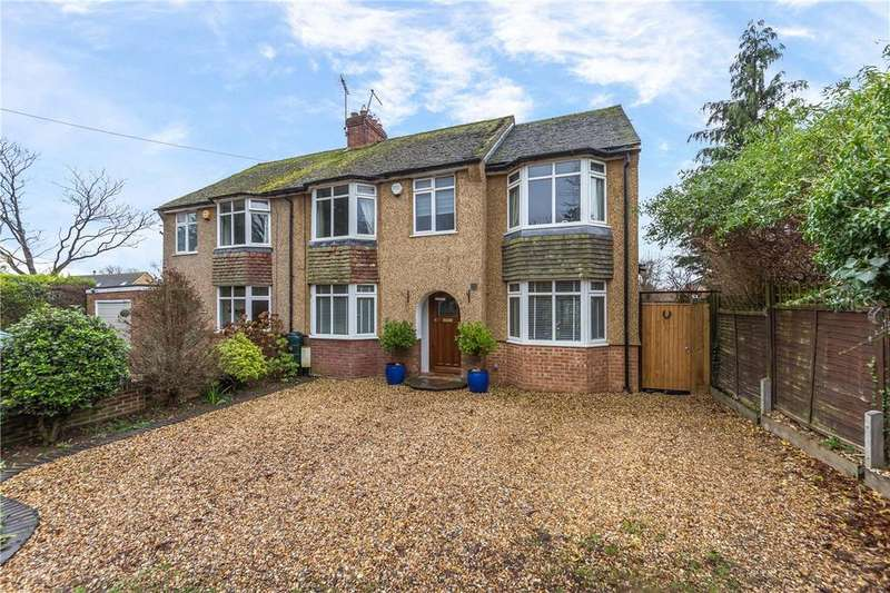 4 Bedrooms Semi Detached House for sale in Pie Corner, Flamstead, St. Albans, Hertfordshire