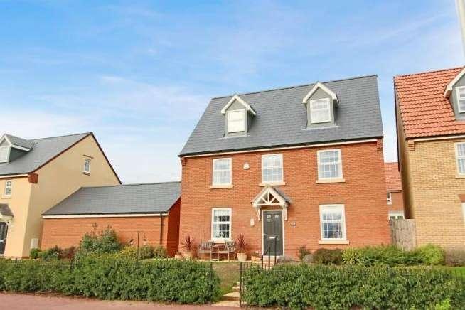5 Bedrooms Property for sale in Aginhills Drive, Monkton Heathfield, Taunton