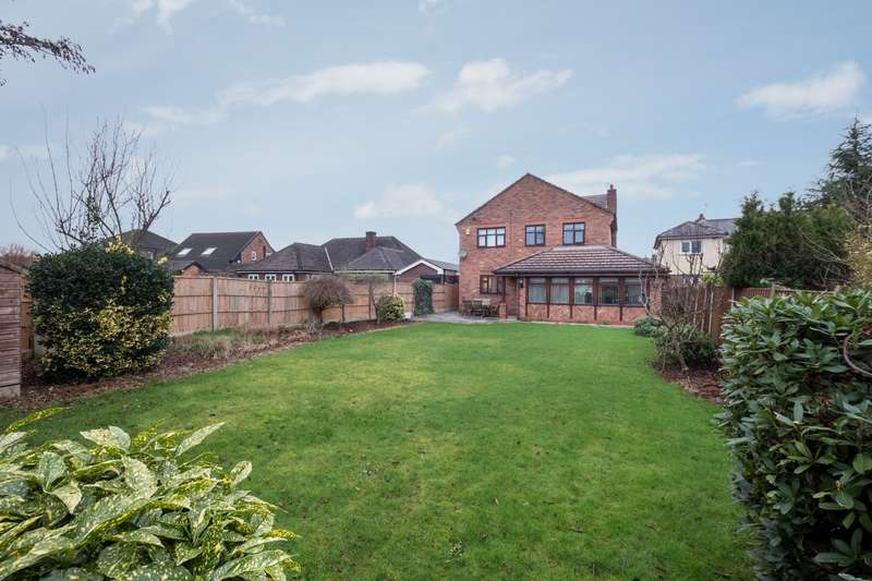 4 Bedrooms House for sale in 4 bedroom House Detached in Sutton Weaver