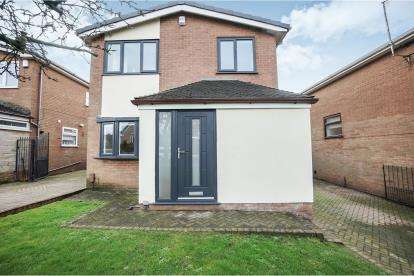 4 Bedrooms Detached House for sale in Greenfield Road, Atherton, Manchester, Greater Manchester, M46