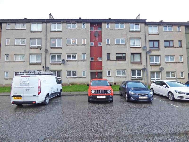 2 Bedrooms Flat for sale in 82, Pennan Road, Aberdeen