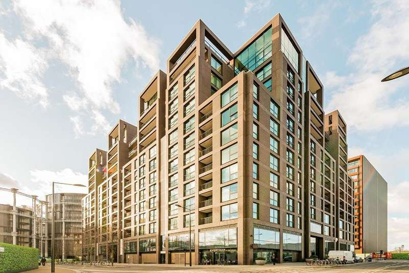 2 Bedrooms Flat for sale in Plimsoll Building, 1 Handyside Street, Kings Cross, London N1C
