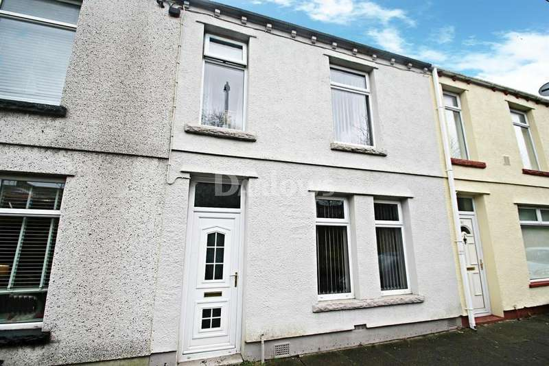 2 Bedrooms Terraced House for sale in Western Terrace, Ebbw Vale, Gwent