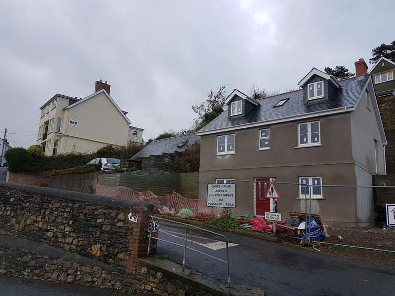 3 Bedrooms Detached House for sale in Goedwig Terrace, Goodwick