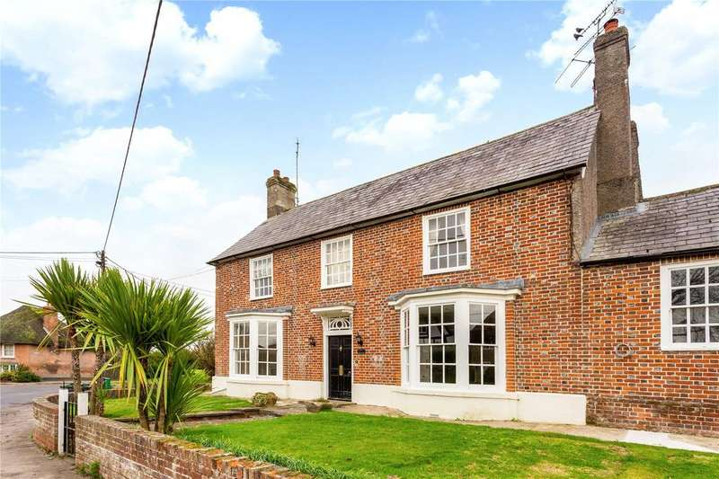 5 Bedrooms Semi Detached House for sale in 1 Milton Road, Pewsey, Wiltshire, SN9