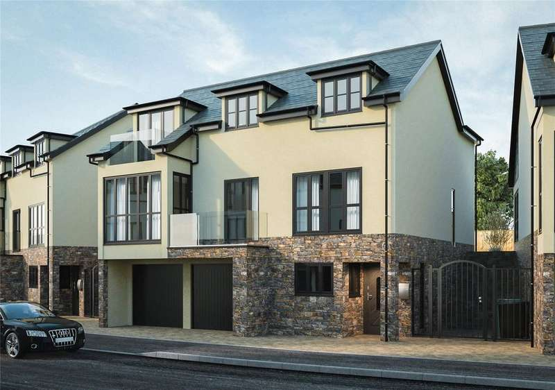 4 Bedrooms Detached House for sale in Salcombe Rise, Main Road, Salcombe, Devon, TQ8