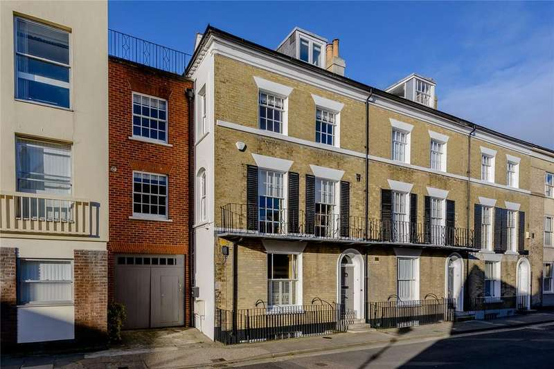 7 Bedrooms Terraced House for sale in St Johns Street, Chichester, West Sussex