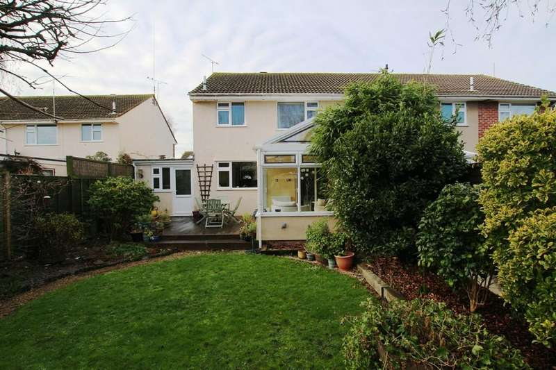 3 Bedrooms Semi Detached House for sale in Full planning permission for side, front and rear extensions