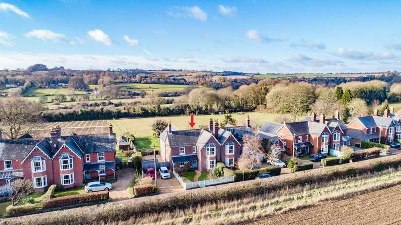 5 Bedrooms Semi Detached House for sale in Soberton, Hampshire